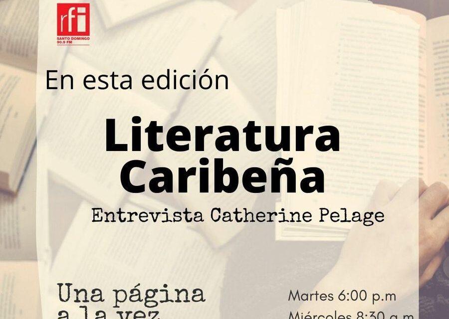 Una página a la vez – Literatura Caribeña
